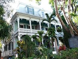 El Patio Hotel Key West Key West Ghosts Often Seem To Out Number The Living
