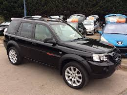 land rover freelander 2016 interior used land rover freelander sport for sale motors co uk