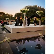 Dallas Botanical Gardens Wedding Dfw Events Lavish Wedding At Dallas Arboretum