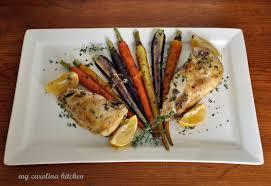 my carolina kitchen barefoot contessa u0027s roasted lemon chicken