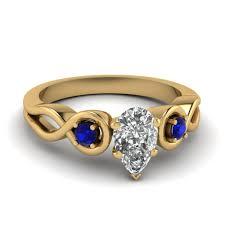 simple sapphire engagement rings 16 top simple engagement rings at fascinating diamonds