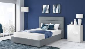 Blue Bed Frame Fabric Bed Frames Buy Or In Store Bensons For Beds