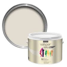 Valspar Colour Chart Valspar Premium Rabbit U0027s Foot Matt Emulsion Paint 2 5l