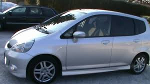 2007 honda jazz 1 4i sport full review start up engine and in