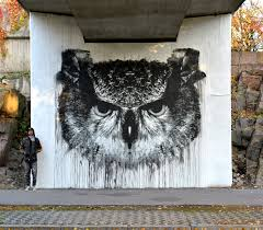 bubo bubo wall mural pasila helsinki jussi twoseven leave a reply cancel reply