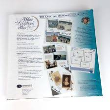 scrapbook refill pages creative memories original 12x12 white scrapbook pages rcm 12s ebay