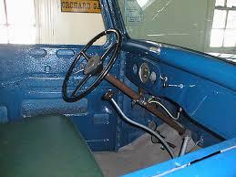 Ford Truck Interior Trucks