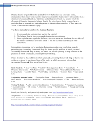 Professional Profile For Resume Research Paper Abstract Vs Introduction Writing Reports