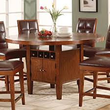 Dining Table Fancy Round Dining Table Kitchen And Dining Room - Counter height kitchen table with storage