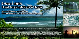 hawaii vacation packages cheap map travel