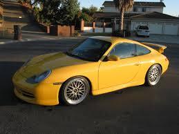 porsche coupe black fs 1999 porsche 911 coupe gt3 look u2013 speed yellow black 29 000