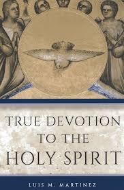 holy devotion true devotion to the holy spirit luis m martinez casa