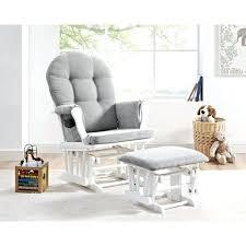 Baby Relax Glider And Ottoman Espresso Extraordinary Baby Glider And Ottoman Furniture Padded Glider