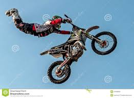 fmx freestyle motocross freestyle motocross high jump editorial stock photo image