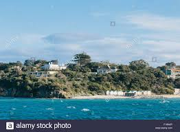 view of hilltop houses at portsea and sorrento mornington