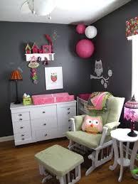 Owl Room Decor Modern Owl Nursery Baby Room Ideas