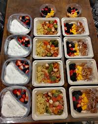 diabetic lunch meals meal prep for diabetics or those trying to lose weight lifeguider