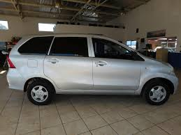 toyota avanza used toyota avanza 1 5 sx for sale in free state 1333969