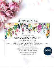 name cards for graduation announcements luxury graduation invitation name cards template for traditional