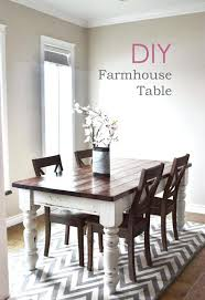 Country Kitchen Table Plans - dining room table plans build your own dining room table plans diy