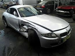 bmw z4 used parts 2007 bmw z4 2003 to 2009 si sport 2 door coupe petrol manual