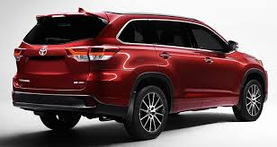 toyota highlander sales updated 2017 toyota highlander consumer reports