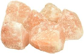 himalayan salt l amazon amazon com himalayan salt crystal chunks home improvement