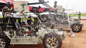 army vehicles army inaugurates locally fabricated patrol vehicles nigeria the