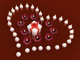 Images Of Valentines Day Table Decor by 20 Romantic Candles Centerpieces For Valentines Day Table Decoration