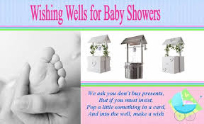 bridal shower wish wishing well ideas baby shower ideas
