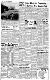 Abilene Reporter News From Abilene Texas On March 10 1955 by Abilene Reporter News From Abilene Texas On July 17 1957 U0026middot