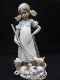 lladro porcelain figurine 5232 with playful kittens ebay