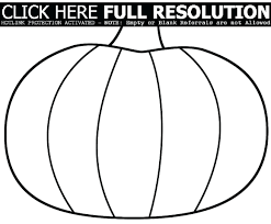 pumpkin color pages printable free plain coloring christian