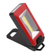 magnetic battery operated led lights cob 4 led magnetic working folding hook tent light l torch