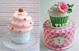 giant cupcake cakes cake geek magazine