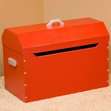 Pottery Barn Toy Chest Red Toy Chest Thedesignerpad Thedesignerpad A Toy Box Story Toy