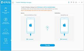 transfer whatsapp messages from iphone to android how to transfer whatsapp messages from iphone to android