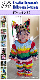 18 creative homemade halloween costumes for babies homemade