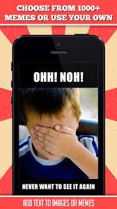Meme Picture Maker - insta meme maker factory funny meme generator lol pics creator