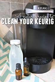 Keurig Descale Light How To Clean A Keurig With Natural Ingredients Happy Mothering