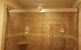 Kohler Shower Door Projects Idea Sliding Shower Door Installation Delta Kohler Lowe S