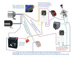 wiring diagram for motorcycle led lights gooddy org