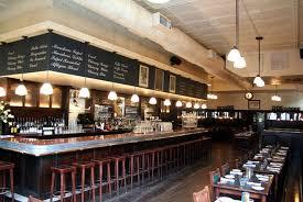 Interior Design Firms Nyc by Markt Nyc Bistro Restaurant Interior Design With Antique Bar