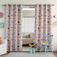 Purple Room Darkening Curtains Curtain Pink Or Purple Roomening Curtainslight Curtains Light
