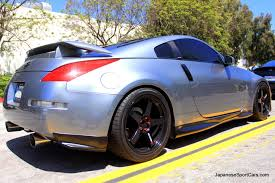 nismo nissan 350z custom nissan 350z nismo wheels picture number 117005