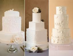 white wedding cake 15 hot wedding cake trends