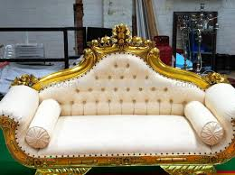 Bride And Groom Chair Wedding Stage Sofa Set U0026 Chairs For Bride U0026 Groom From Classic