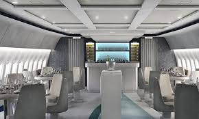 Boeing 777 Interior Inside Crystal Cruises U0027 Luxury Boeing 777 Aviation Blog