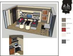 Google Sketchup Floor Plan by Google Sketchup Amy Bytzek Design Blog