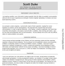 Resume Skills And Abilities Example by Best Photos Of Examples Of Skills And Abilities Skills And